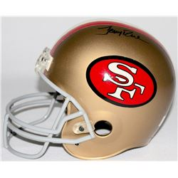 Jerry Rice Signed 49ers Full-Size Helmet (JSA LOA)