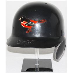 Cal Ripken Jr. Signed Orioles Full-Size Authentic Batting Helmet (PSA LOA)