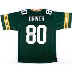Donald Driver Signed Packers Jersey (JSA COA)