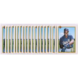 Lot of (20) Frank Thomas 1990 Bowman #320 RC