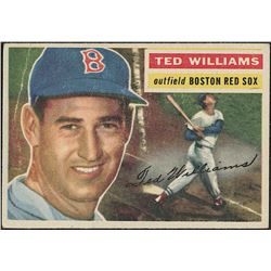 Ted Williams 1956 Topps #5