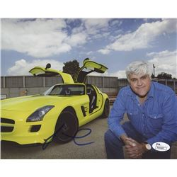 Jay Leno Signed 8x10 Photo (JSA COA)