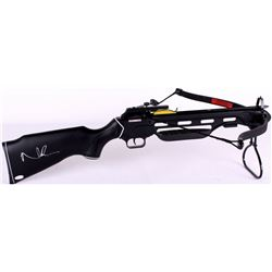 Norman Reedus Signed Full-Size Authentic Avalanche Crossbow (JSA COA)