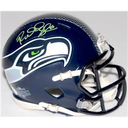 Richard Sherman Signed Seahawks Mini-Helmet (JSA COA)