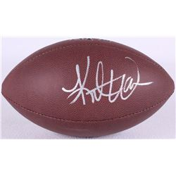 Kurt Warner Signed Football (JSA COA)