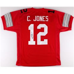Cardale Jones Signed Ohio State Jersey (JSA COA)