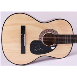 Alice Cooper Signed Full-Size Acoustic Guitar (JSA COA)