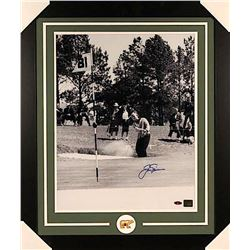 Jack Nicklaus Signed 23x27 Custom Framed Photo (Steiner COA)