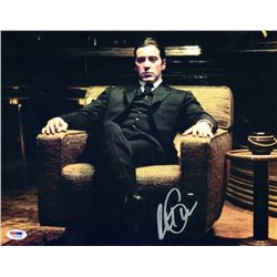 "Al Pacino Signed ""Godfather: Part II"" 11x14 Photo (PSA COA)"