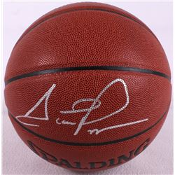 Scottie Pippen Signed Spalding Indoor/Outdoor Basketball (Schwartz COA)