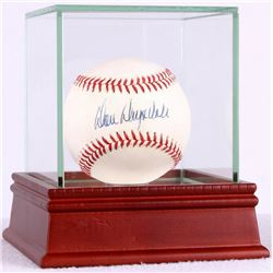Don Drysdale Signed ONL Baseball with High Quality Display Case (JSA LOA)