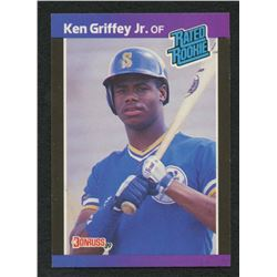 Ken Griffey Jr. 1989 Donruss #33 RC