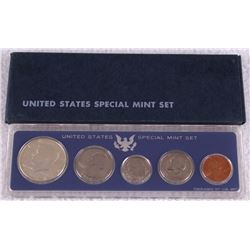 1966 United States Special Mint Set of (5) Coins