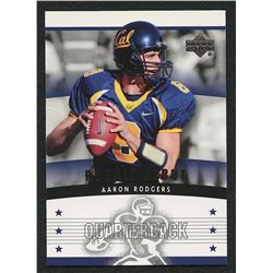 Aaron Rodgers 2005 Upper Deck Rookie Debut #126 RC