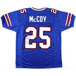 LeSean McCoy Signed Bills Jersey (PSA COA)