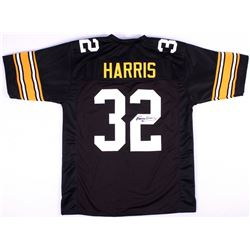 Franco Harris Signed Steelers Jersey (JSA COA)