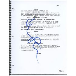 "Aaron Paul Signed ""Breaking Bad"" Full Script (JSA COA)"