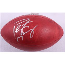 Peyton Manning Signed Official NFL Super Bowl 50 Game Ball (Fanatics Hologram)