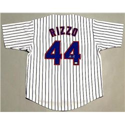 Anthony Rizzo Signed Cubs Jersey (JSA COA)