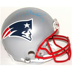Tom Brady Signed Patriots Full-Size Authentic Pro-Line Helmet (TriStar & Steiner COA)