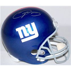 Odell Beckham Jr. Signed Giants Full-Size Helmet (JSA COA)