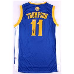 Klay Thompson Signed Warriors Jersey (PSA COA)