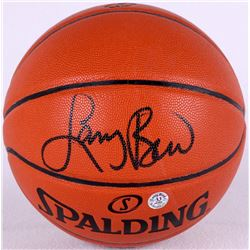 Larry Bird Signed Official NBA Game Ball (Bird Hologram)