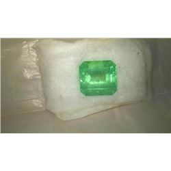 Natural Columbian Emerald 45.46 carats - No treatment