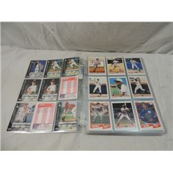 225 SPORTS CARDS BASEBALL TOPPS MIXED MAKERS YEARS
