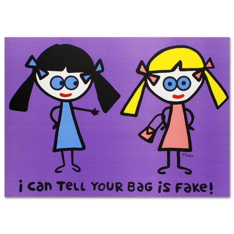 how to tell if a brics bag is fake