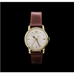 Waltham 14KT Yellow Gold Vintage Men's Watch