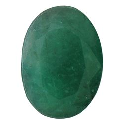 4.45ctw Oval Mixed Emerald Parcel