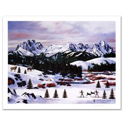 Sawtooth Mountain Splendor by Wooster Scott, Jane