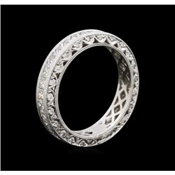 2.00ctw Diamond Ring - Platinum