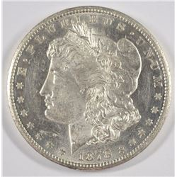 1878-CC MORGAN DOLLAR CHOICE BU