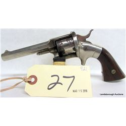 ANTIQUE LW POND REVOLVER 1880