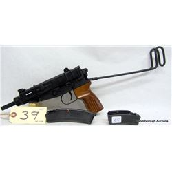 CZECH SMALL ARMS SAVZ61 COMBAT