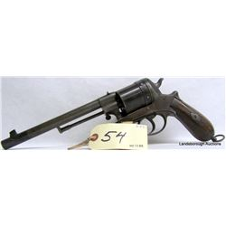 GASSER 1870 ANTIQUE HANDGUN