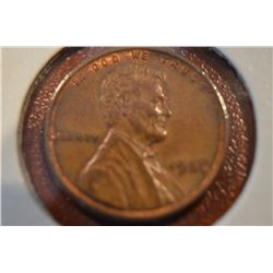 1936 Lincoln Cents RB UNC