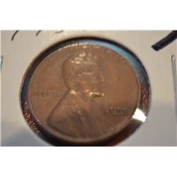 1955 Lincoln Cents Poormans DD