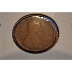 1916 Lincoln Cents