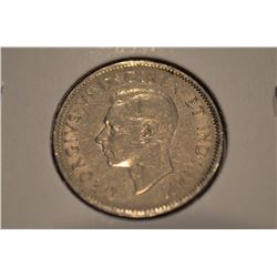 Canada Nickles: 1940