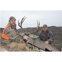 *Wyoming – 4 Day – Whitetail Hunt for One Hunter