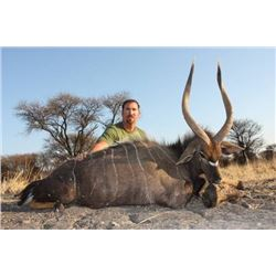 *South Africa- 7 Day – Nyala Hunt for Two Hunters