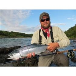 *Alaska – 7 Day - Fishing Trip for One Person
