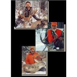 Manitoba – 6 Day – Whitetail Deer Hunt for One Hunter