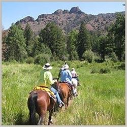 Wyoming – 4 Day – Summer Pack Trip for Four Adventurers