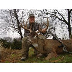 Illinois - 3 Day – Whitetail Hunt for One Hunter