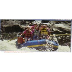 Idaho – 5 Day – Whitewater Rafting Trip for Two Rafters
