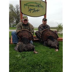 Missouri – 3 Day – Two Birds Turkey hunt for Two Hunters